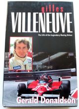 GILLES VILLENEUVE - Life of The Legendary Racing Driver (Donaldson 1989)
